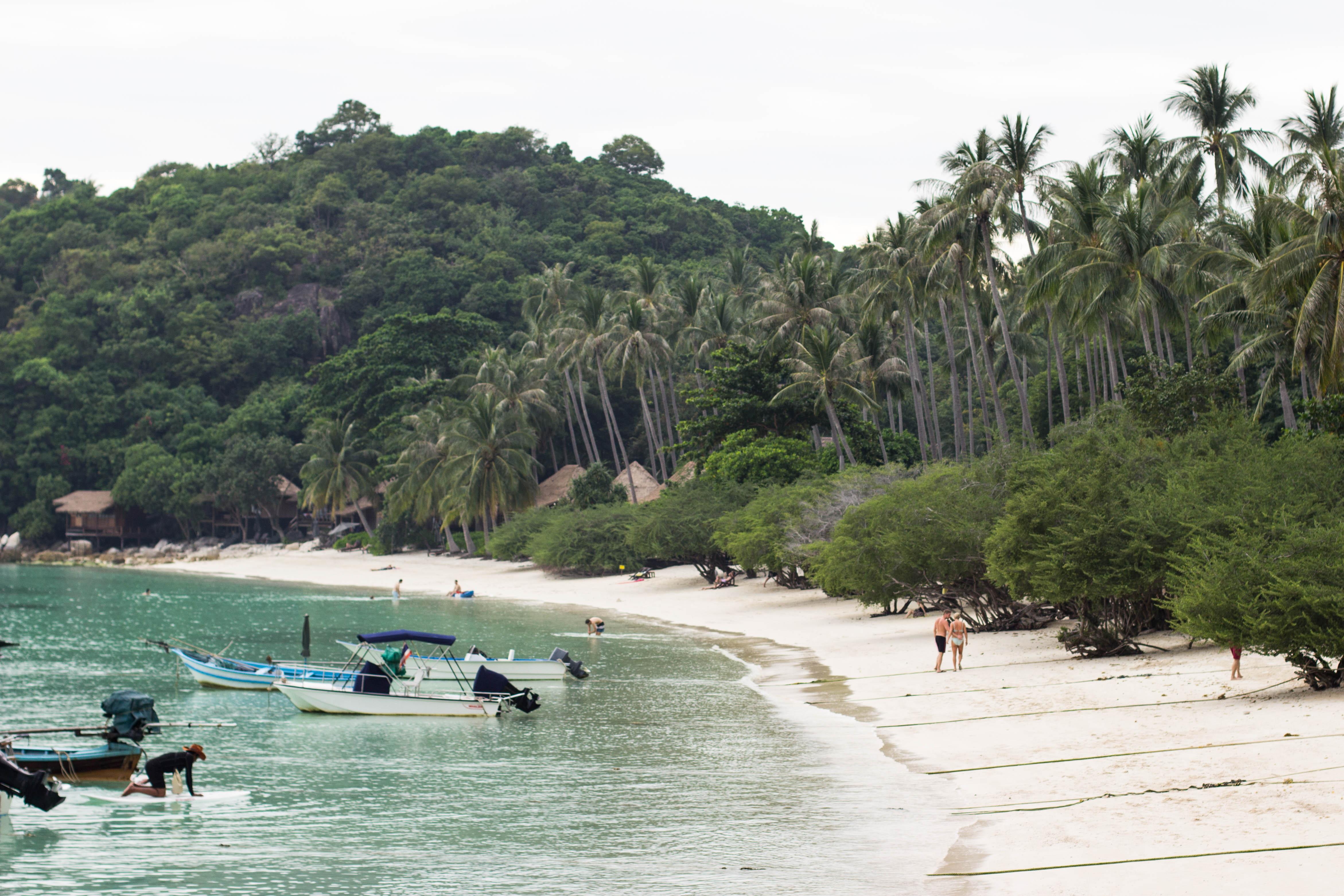 annalaurakummer, anna-laura kummer, österreichische, bloggerin, blogger, reisen, travel, hotel, review, thailand, ko tao, haadtien, beach, club