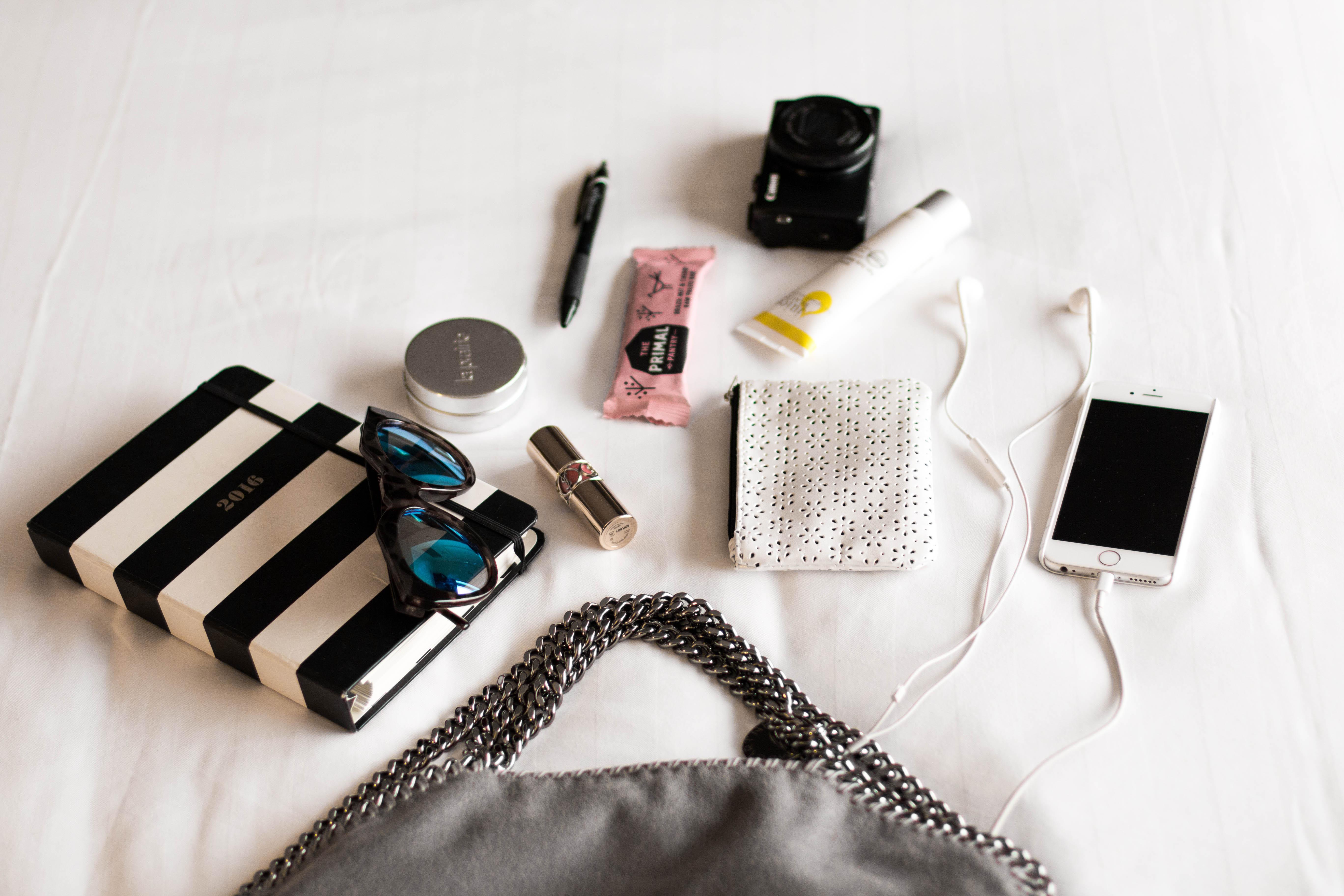 Stella McCartney Falabella: What's in my bag?