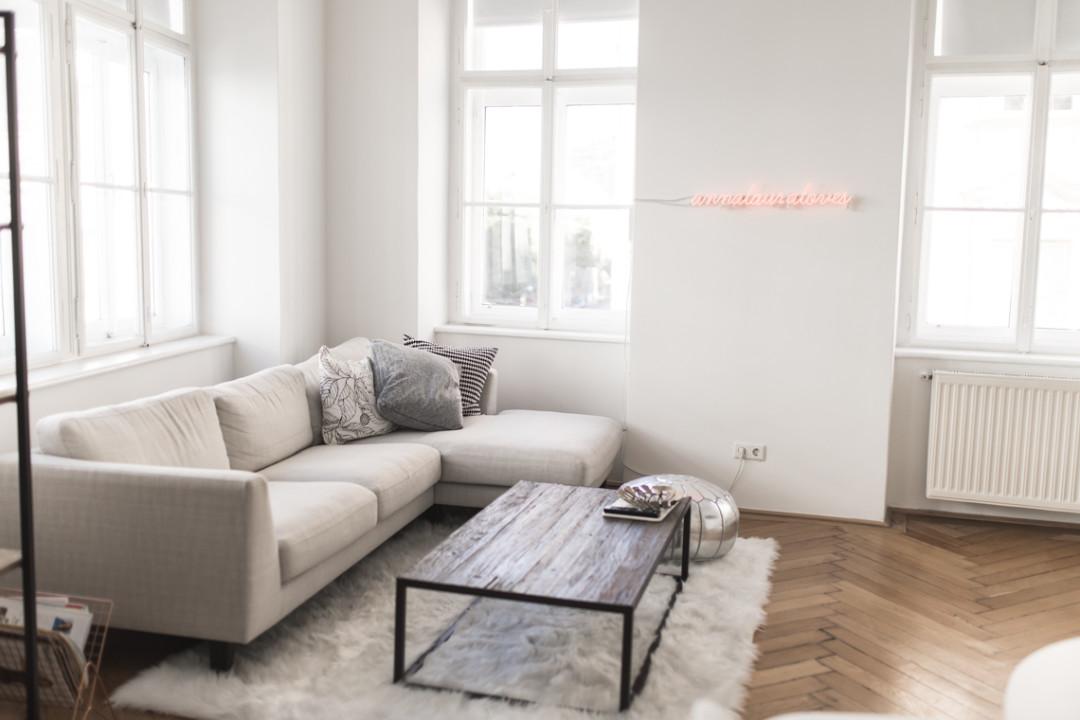 Wohnung: Wohnzimmer Tour - Anna-Laura Kummer