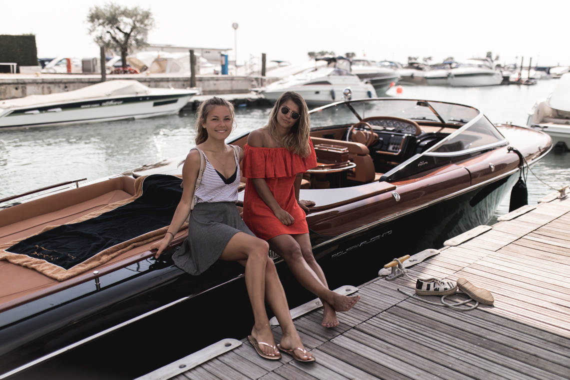 Italien, urlaub, annalaurakummer, berriesandpassion, fiat, riva, outfits, inspiration, maritim, koffer, packen
