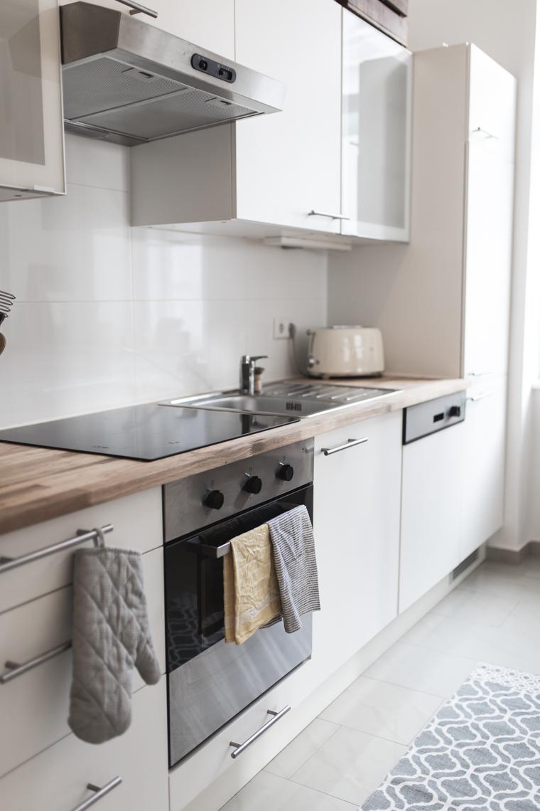 Tolle Wohnung Küche Ideen - Ideen Für Die Küche Dekoration - lazonga ...