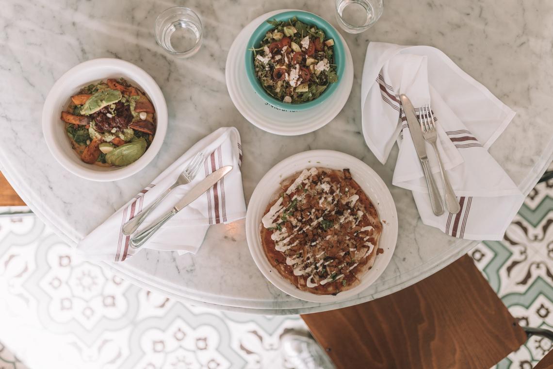 SAN DIEGO: Mini Vegan Food Guide