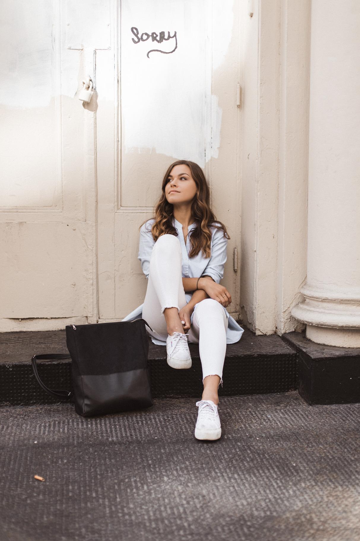 annalaurakummer, soho, new york, outfit, hemd
